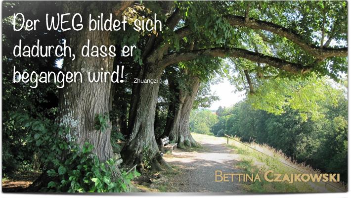 Postkarte-Der-Weg